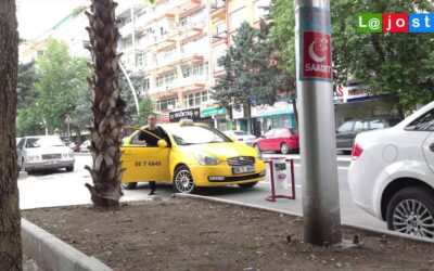 Videoklipp reisist Ankarasse