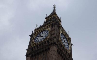Lõbus reis Londonisse