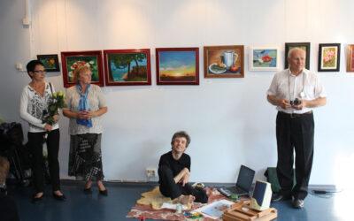 Näitus Tallinna Ülikoolis (21. september – 6. oktoober 2009)